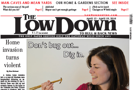 The Low Down April 13, 2016